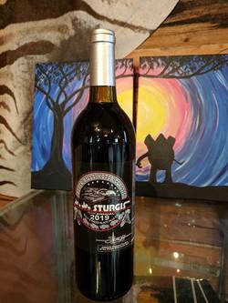 2019 Sturgis wine!