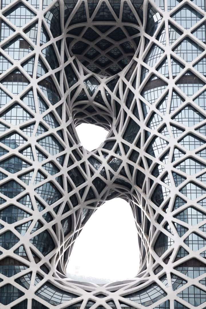 DARE TO DREAM: THE MORPHEUS HOTEL IS MACAU'S LATEST MARVEL OF ENGINEERING