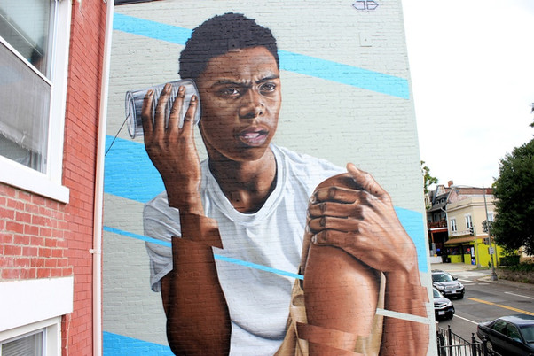 HOW TO TURN YOUR FAVORITE MURAL INTO A TATTOO