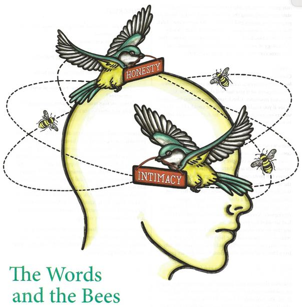 THE WORDS AND THE BEES