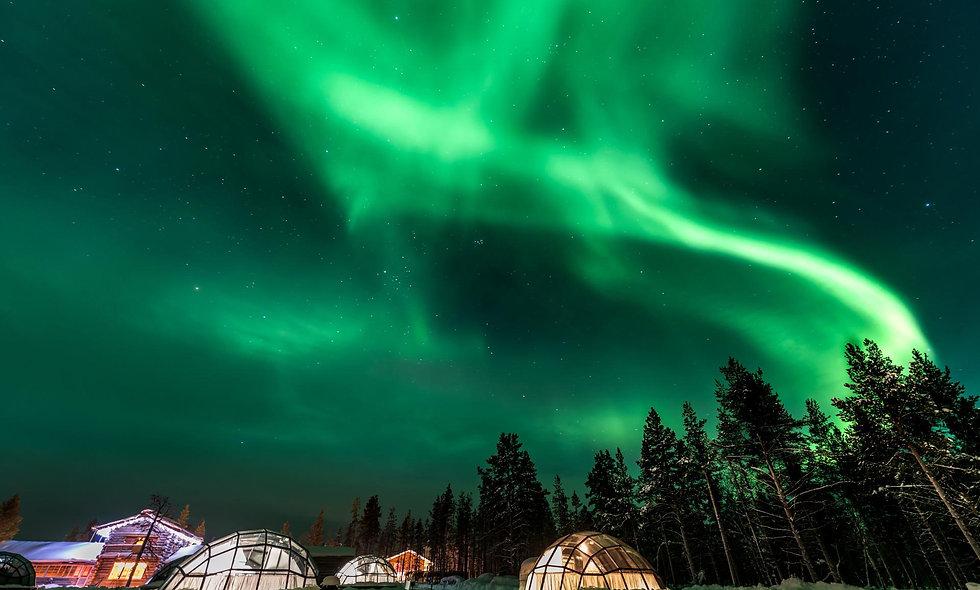 Lapland-Finland Northern Lights - 7N/8D