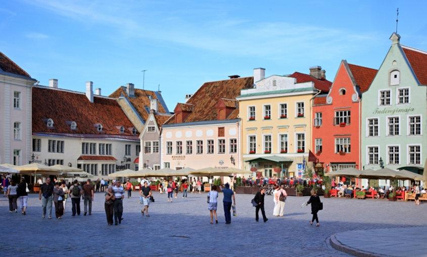 Estonia Tallinn Day Trip