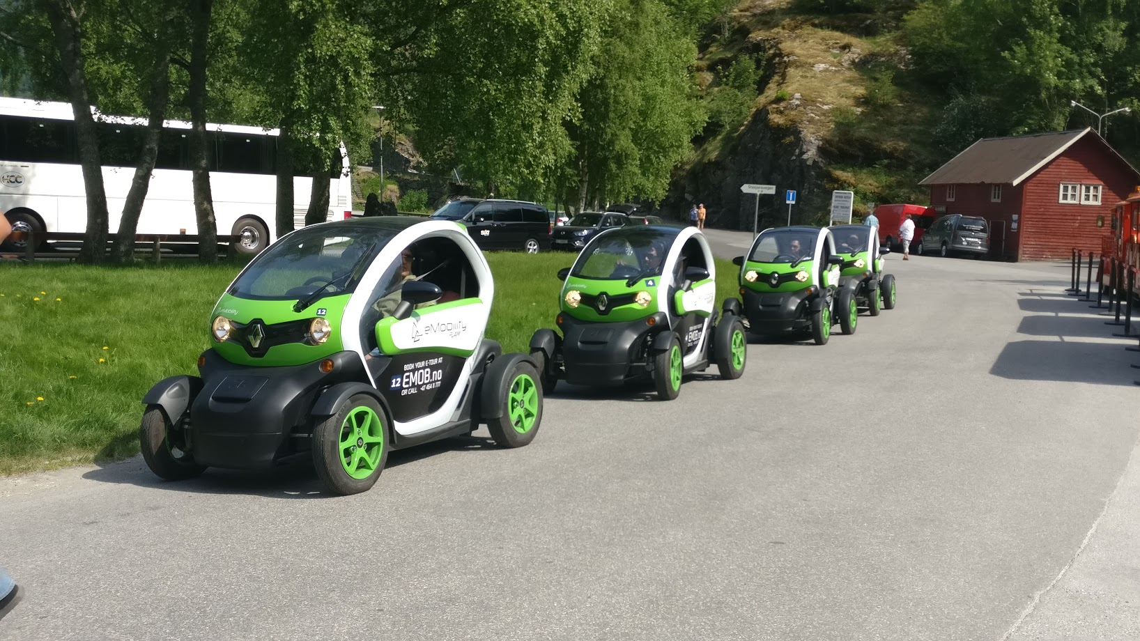 E-car Norway