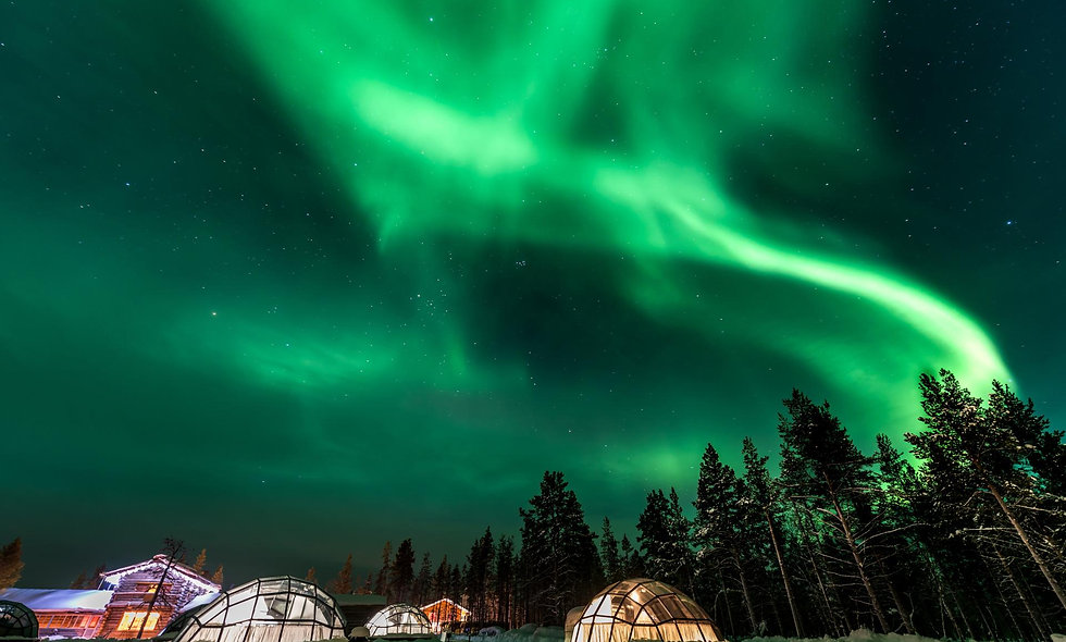 Lapland-Finland Northern Lights Tour (4N/5D)