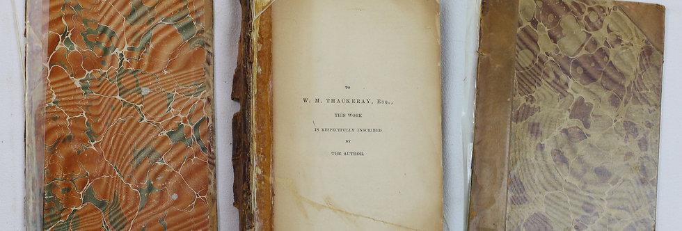 JANE EYRE 1847 Charlotte Bronte Currer Bell