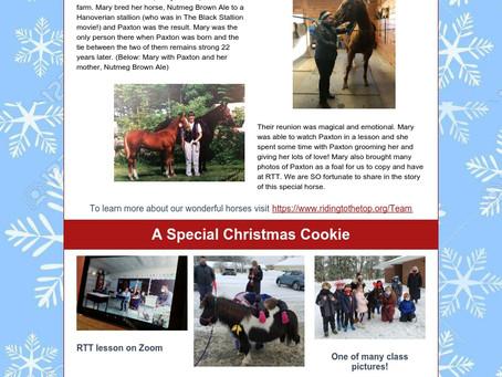 RTT Newsletter December 23 2020