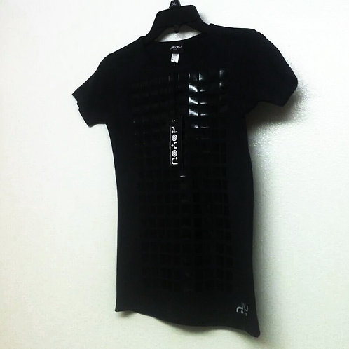BLACK LIQUID CUBE T-SHIRT