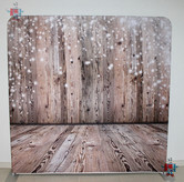 Wood and Lights 3D