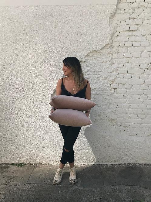 Just Pillow! Composição Blush Sand