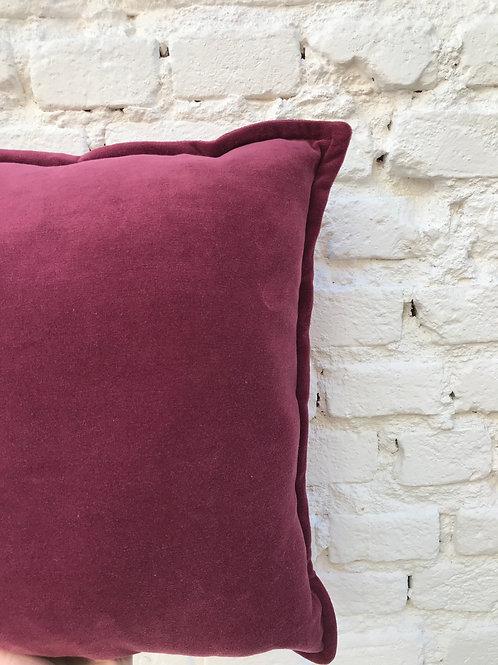 Just Pillow! Bordô