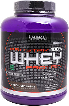 Ultimate Nutrition Prostar 100% Whey Protein - 5.28 lbs