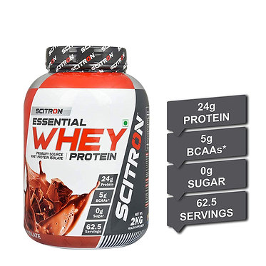 Scitron Essential Whey Protein - 2 kg