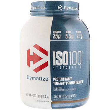Dymatize Iso-100 Protein - 5 lbs