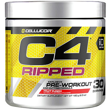 Cellucor C4 Ripped - 0.396 lbs
