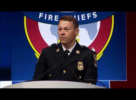 Testimonial: Dan Eggleston, IAFC President and Fire Rescue Chief of Albemarle County Fire Rescue