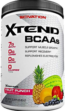 Scivation Xtend BCAA (Intra Workout Catalyst) - 0.86 lbs