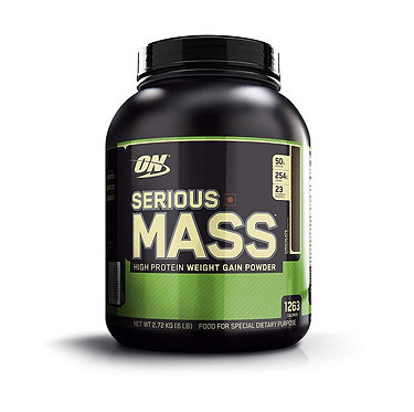 ON (Optimum Nutrition) Serious Mass - 6 lb