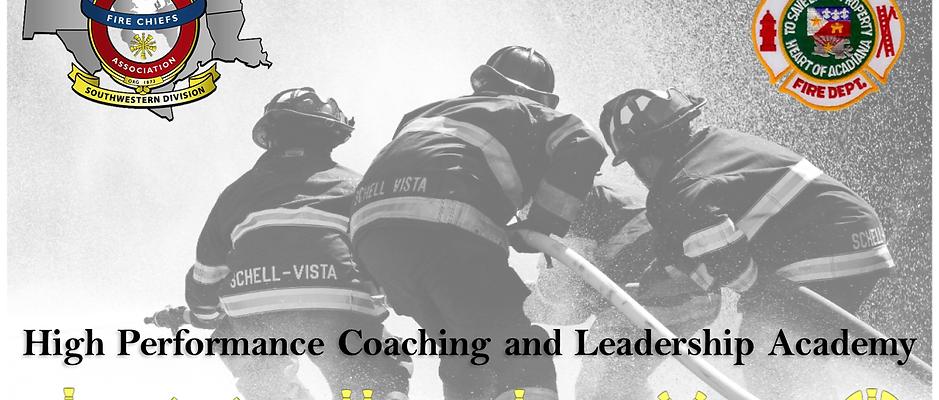 IAFC-SW Division Leadership Academy