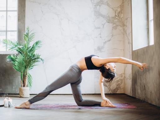 8 Health Benefits of Yoga Practice