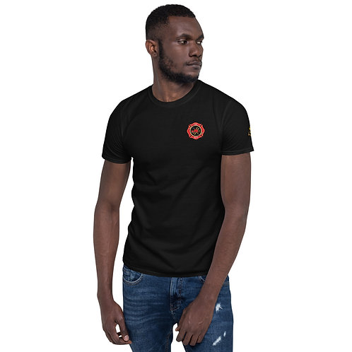 We Support Firefighters & EMTs - Men's T-Shirt