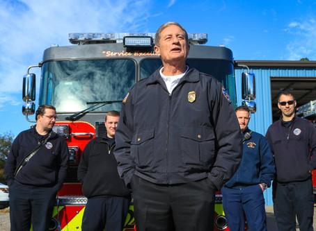 Testimonial: Brad Cox, Fire Chief of Lexington County, SC