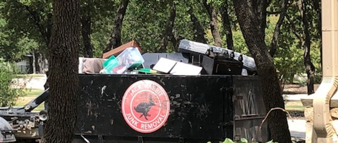 foreclosed homes junk removal austin tx