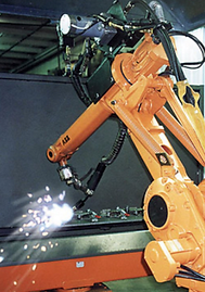 DALLAS ROBOTIC WELDING