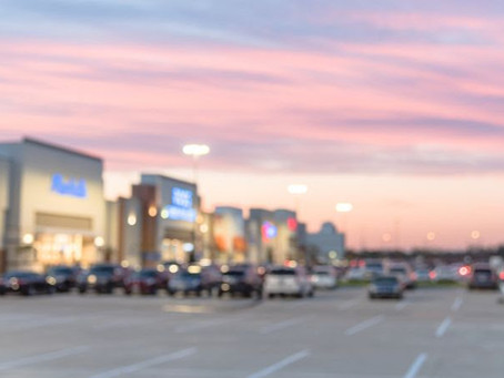 Outdoor Shopping Centers and Security
