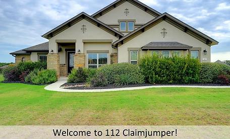 112 Claimjumper, Liberty Hill, Texas 786