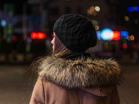 Walking Alone at Night? 5 Tips to Stay Safe!