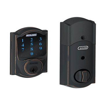Z-Wave Door Lock