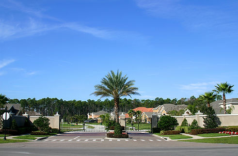 Commercial Security Systems for HOAs, COAs, and POAs in Maryland and Florida
