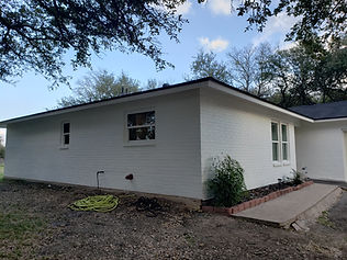 Pflugerville exterior painting