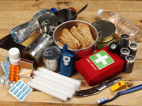 What You Should Have in Your Emergency Safety Kit