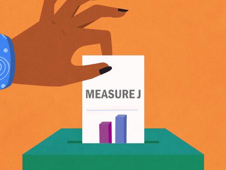 Measure J Passes