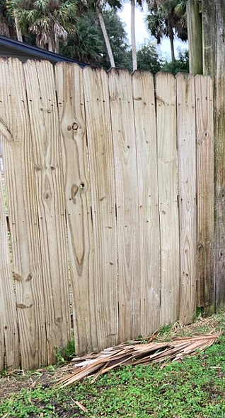 San antonio tx fence cleaning