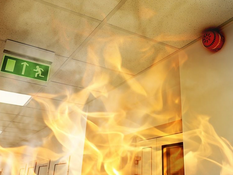 Security Officers and Their Role in Preventing Fires