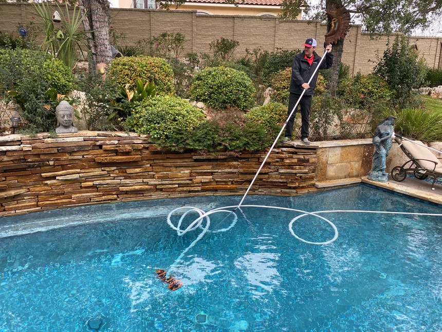 Austin Pool Cleaners