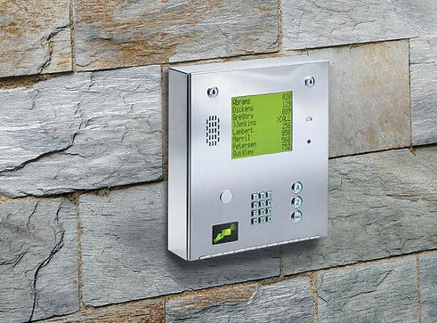 Telephone Entry Systems for Business Security in Maryland & Florida