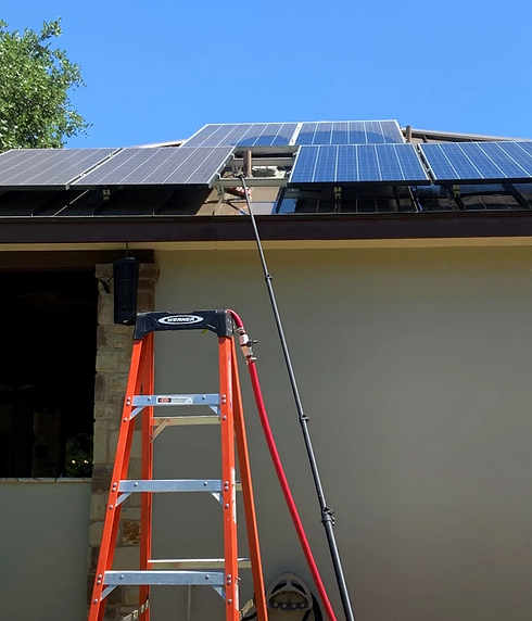 san antonio tx solar panel cleaning