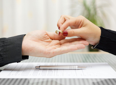 Getting divorced? Here's what you need to know about taxes