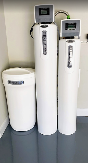 BritaPro water filtration system