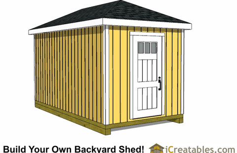 Shed Plan AKA Andrew