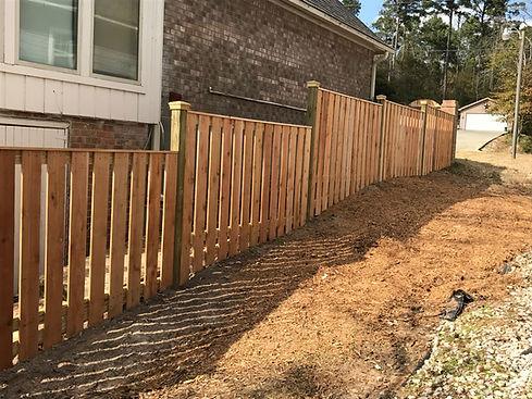 fencing contractor lufkin tx