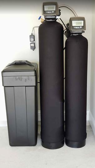 Sensapro Pentair water treatment system