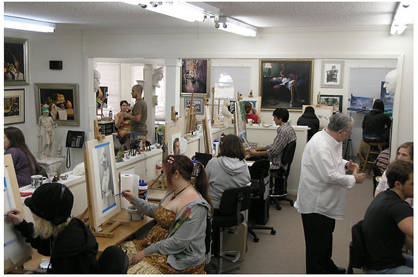 SUMMER ART SCHOOL FOR HIGH SCHOOL STUDENTS