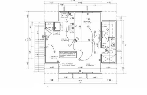 Garage Apartment Floor Plan
