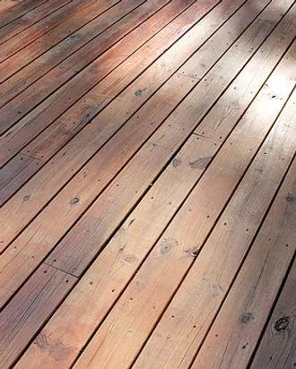 North Austin deck painter