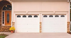 Georgetown TX garage door replacement
