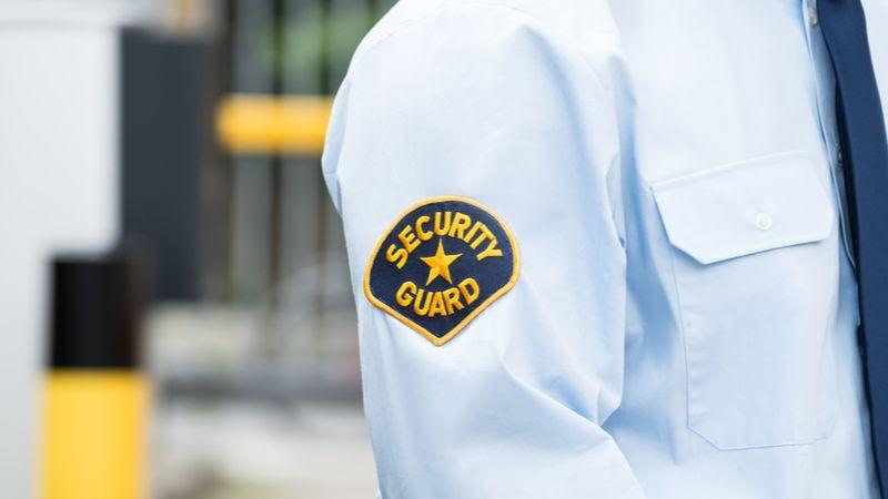 security guards fairfax va